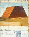 Christo - The Mastaba, Project for Abu Dhabi